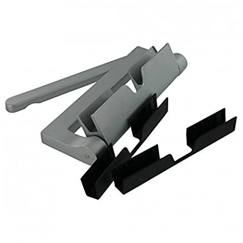 Universal Multi-Angle Aluminium Portable Stand for Phone and Tablet