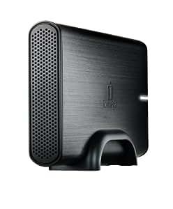 """Iomega Prestige Disque dur externe 1 To 3,5"""" USB 2.0 Gris charbon"""
