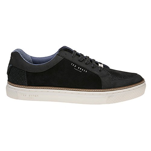 Ted Baker Rouu Homme Baskets Mode Noir Noir