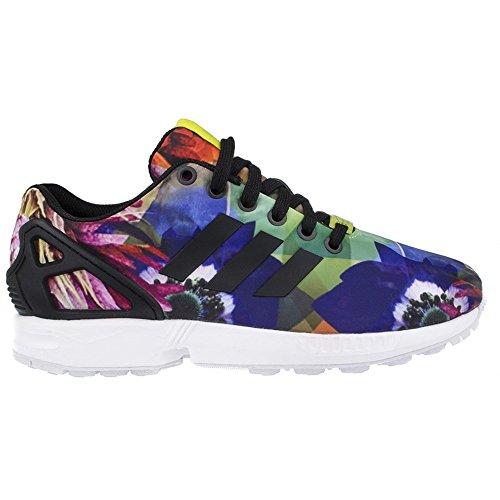 adidas ZX Flux Weave Herren Sneakers Schwarz Bunt