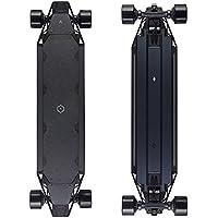 Acton Elektro-Skateboard, Schwarz