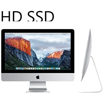 Apple iMac / 21,5 Inch/Intel Core i5, 2.7 GHz / 4 Core/RAM 8GB ...