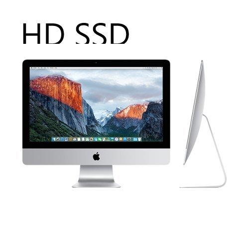 Apple iMac / 21,5 inch/Intel Core i5, 2.7 GHz / 4 Core/RAM 8GB / SSD 250 GB HDD/ ME086LL/ Inc.Mouse & Keyboard(Generalüberholt)
