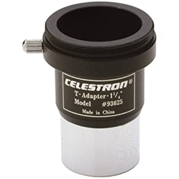 Celestron T-Adapter, Universal 1-1/4""