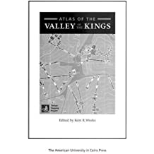 Atlas of the Valley of the Kings (The Theban Mapping Project) by Kent R. Weeks (Editor) (Student Edition, 1 Mar 2004) Paperback