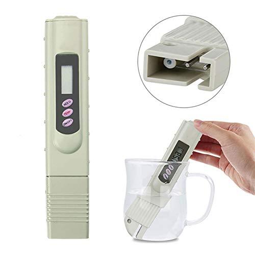 Ouken 3-botón digital TDS agua calidad Medidor prueba