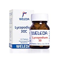 Lycopodium 30c (125 capsule) - x 2 *Twin DEAL Pack*