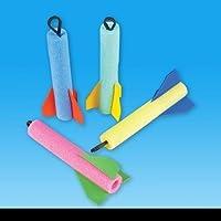 12 Foam Finger Rocket Flyers by RI (English Manual)
