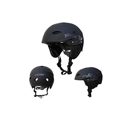 Concept X Helm CX Pro Black Wassersporthelm: Größe: XL