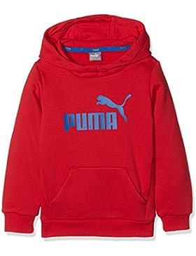Sudadera para niño con capucha Ess Nº1 de Puma., infantil, ESS No.1 Hoody, FL, Toreador, 164