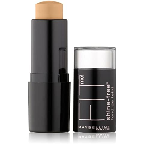Maybelline New York Fit Me! Oil-Free Stick Foundation, 220 Natural Beige, 0.32 Ounce by Maybelline New York