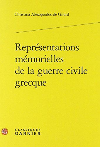 Représentations mémorielles de la guerre civile grecque