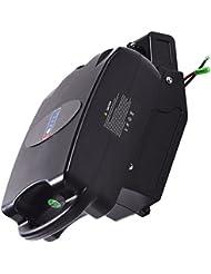 Cycbt Vélo batterie Grenouille 36V–10,4Ah Lithium-Ion E-Bike Battery Pack batterie Samsung Tube d'assemblage, d'assise en Cell, Prophete Antivol sur le dessus