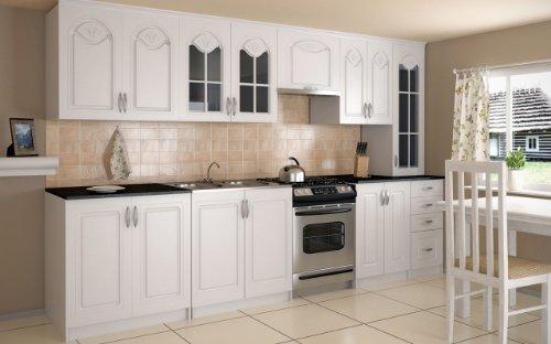 Cocina-completa-de-3-M20-Dina-blanca-con-molduras-moderno-y-contemporneo