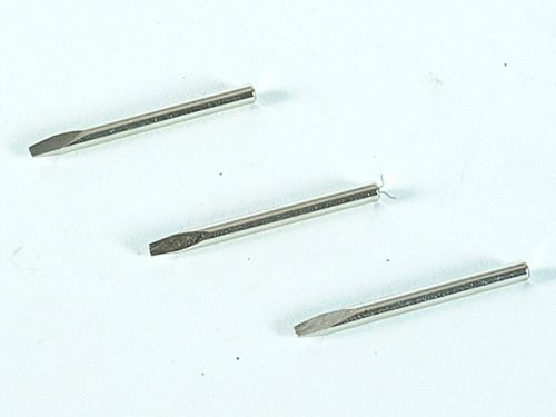 WELLER EMBOUT DE RECHANGE POUR FER À SOUDER S3 3,5MM LOT DE 3