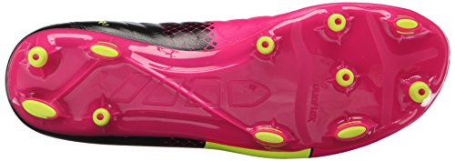 Puma Evopower 3.3 Tricks Fg FuÃ?ballschuh Pink Glow/Safety Yellow rmYqF97