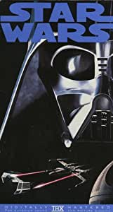 Star Wars IV: A New Hope [VHS]