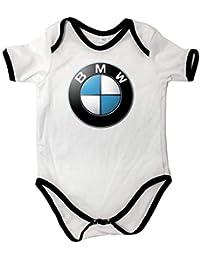 2a9a0789df0c0 Body bébé Unisexe BMW White Body Manches Courtes bébé ...