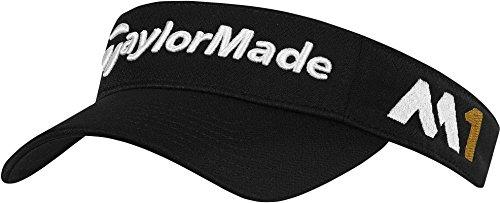 TaylorMade TM16tourradar–Visière Homme Taille unique Noir