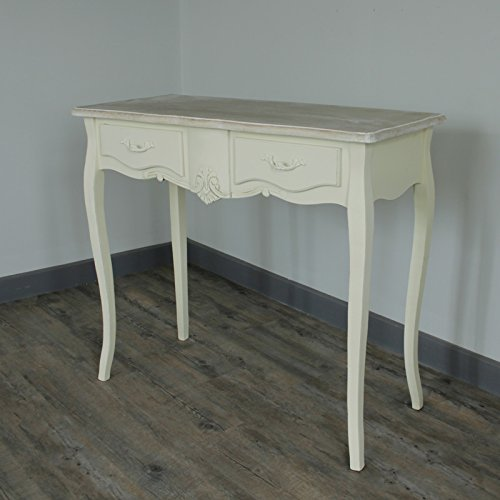 Belfort Range - Cream 2 Drawer Dressing Table