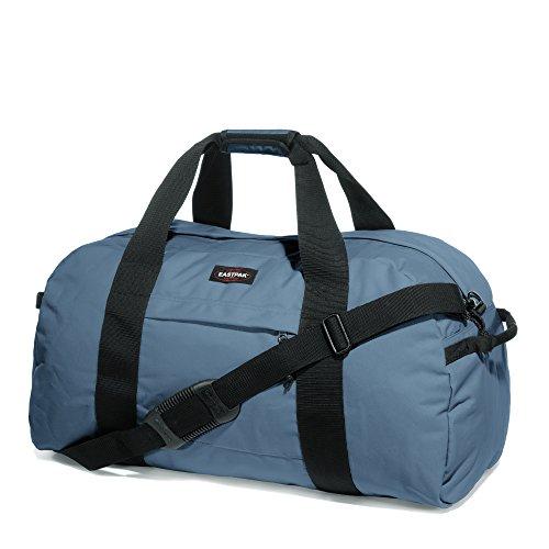 Eastpak EK07128K Borsone, 88 L, Blu (Warm Blanket) Warm Blanket