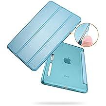 Funda para iPad Mini, iPad mini 2, diseño de ventilación dyasge iPad Mini 3Carcasa blanda de funda con función de atril para iPad Mini 1/2/3