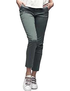 Naf Naf Pantalones HENP55 Verde