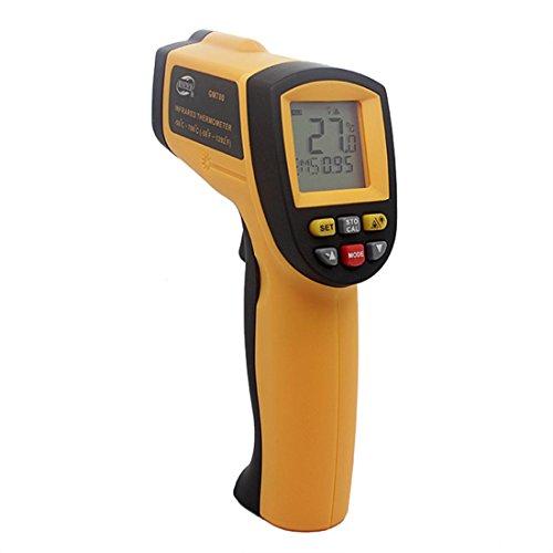 Infrarot-Temperaturmessgerät Thermische Temperatur Pistole Digital Thermometer Gun GM700