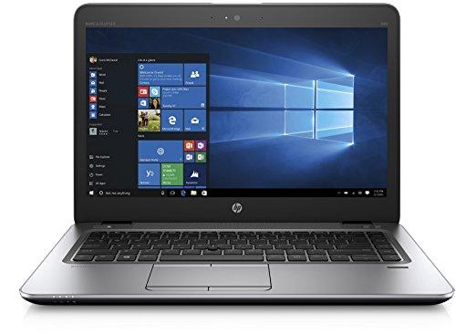 "HP 840 G3 2.5GHz i7-6500U 14"" 2560 x 1440pixels 3G 4G Argento, Nero - notebooks (i7-6500U, Touchpad, Windows 7 Professional, Lithium-Ion (Li-Ion), 64-bit, Windows 10 Pro)"