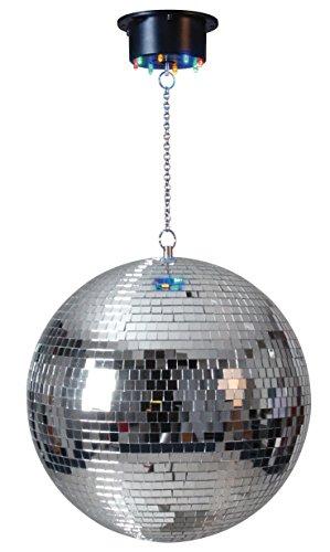 Glas Kugel Leuchte (Näve Leuchten Disco-Kugel, Glas, Verspiegelt, 70 x 30 x 30 cm)