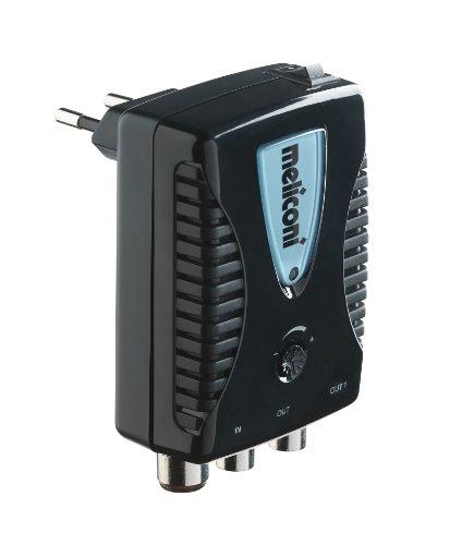 Meliconi AMP20 - Amplificatore di Antenna Digitale da Interni con filtro LTE
