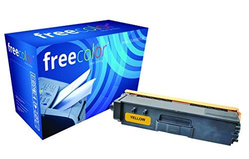 Preisvergleich Produktbild freecolor TN328Y für Brother HL-4570CDW, Premium Tonerkartusche, wiederaufbereitet, 6.000 Seiten, 5 Prozent Deckung, YELLOW