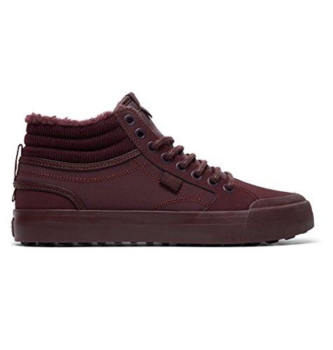 DC Shoes Evan Hi WNT, Sneakers Basses Femme