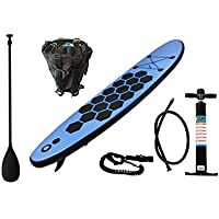 AQUAPARX Sup - Set Aqua de Tabla de Sup de 305 x 76 x 10 cm
