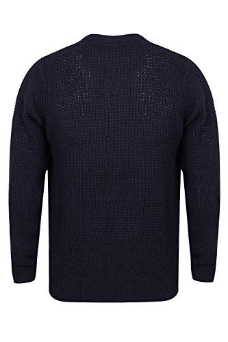 Kensington Eastside Herren Sweatshirt dunkles marineblau