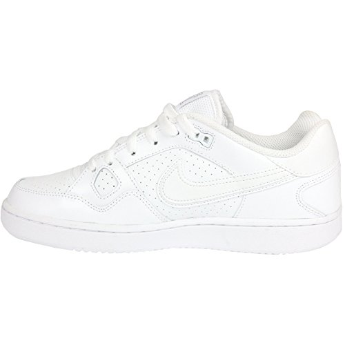 Nike - Wmns Son Of Force, Scarpe sportive Donna Bianco (Blanco (White / White-Wolf Grey-White))