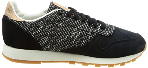 Ebk Noir Fitnessschuhe Leather Reebok Cl Herren RFpxUwn7n