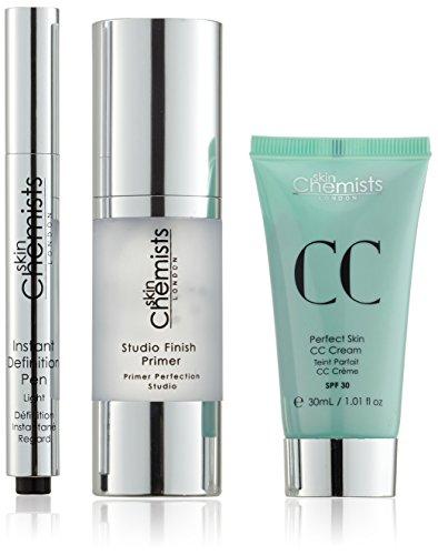 skinChemists Bundle - Kit: prebase de maquillaje