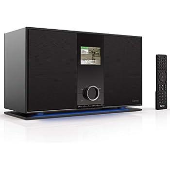 Sangean DDR-66 BT All-In-One-Musiksystem (Internet Radio
