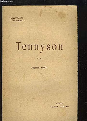 Tennyson. par Roz Firmin