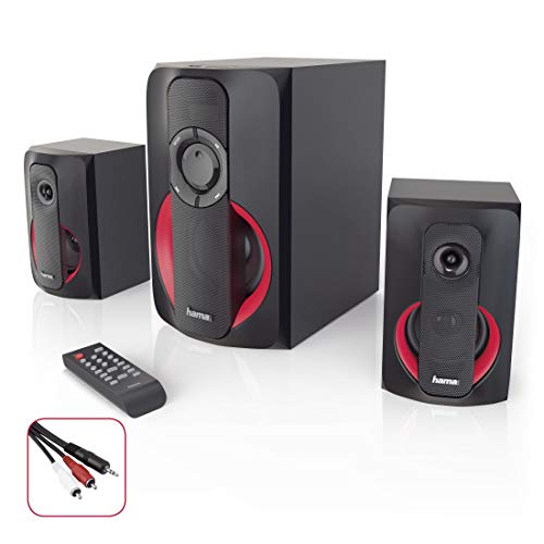 Hama 2.1 Soundsystem Bluetooth m...