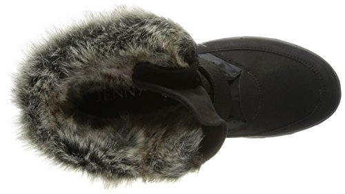 Jenny Ladies Colorado-st Snow Boots Black (nero)