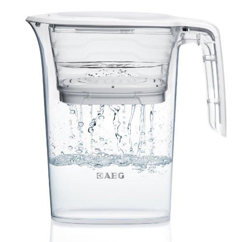 AEG AWFLJ1 Wasserfilter AquaSense 1000, Ice weiß
