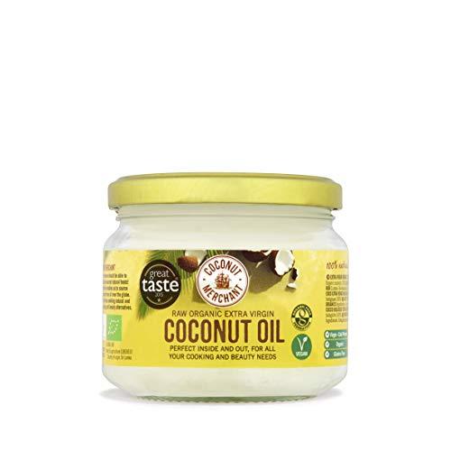 Coconut Merchant Bio-Kokosöl Extra Virgin Roh - 300ml -