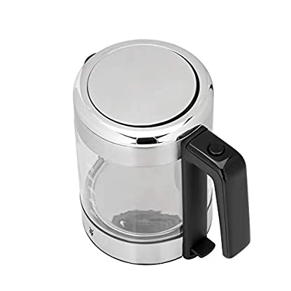 WMF-Kchenminis-Glas-Wasserkocher-1900-Watt-10-l-kabellos-Wasserstandanzeige-Kalk-Wasserfilter-Kochstoppautomatik