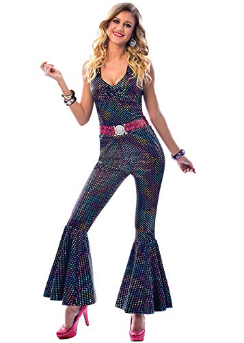 Disco Diva - 70er Jahre Kostüm Damen Amscan Disco-rock