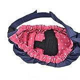 Baby Carrier, Baby Carrier Verstellbar, der atmungsaktiv Baby Sling Wrap Rider Rucksack Tasche vorne Nursing Cover, für Neugeborene, Säuglinge und Kleinkinder