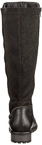 Schwarz Cavalières R3325 Remonte Bottes Noir Femme 4Bpnq