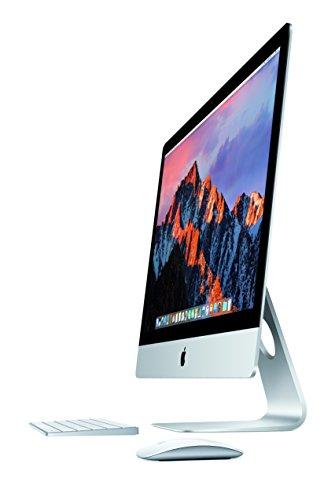 Apple iMac - Ordenador DE 27' 5K Retina (Intel Core i5 Quad-Core 3.4 GHz, 8 GB RAM, 1 TB Fusion Drive, AMD Radeon Pro 570 4 GB) - Teclado QWERTY Español