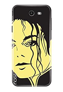 Noise Designer Printed Case / Cover for Samsung Galaxy J7 2017 / Personalities / Jackson Design - (TP-49)